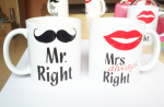 MR. & MRS. Right