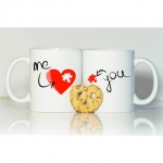 "Kruusid ""Me & You"", 2tk"